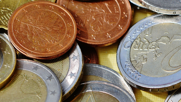 Copper coins recycle